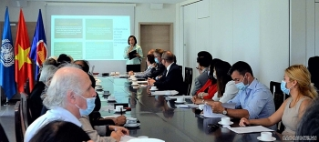 Chia sẻ các cơ hội kinh doanh, đầu tư, thương mại với Việt Nam tới Thụy Sỹ