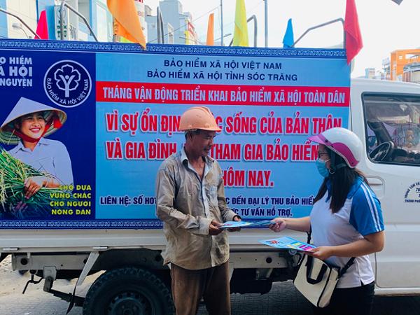 Ngành Bảo hiểm xã hội Việt Nam kịp thời hỗ trợ 11,2 triệu lao động khó khăn do dịch COVID-19