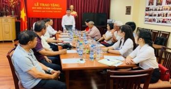 Cộng đồng Việt Nam tại Slovakia hưởng ứng kế hoạch ủng hộ Quỹ vaccine phòng COVID-19 tại quê nhà