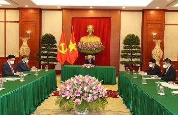 Tiếp tục làm sâu sắc hơn nữa mối quan hệ hữu nghị truyền thống đặc biệt Việt Nam-Cuba