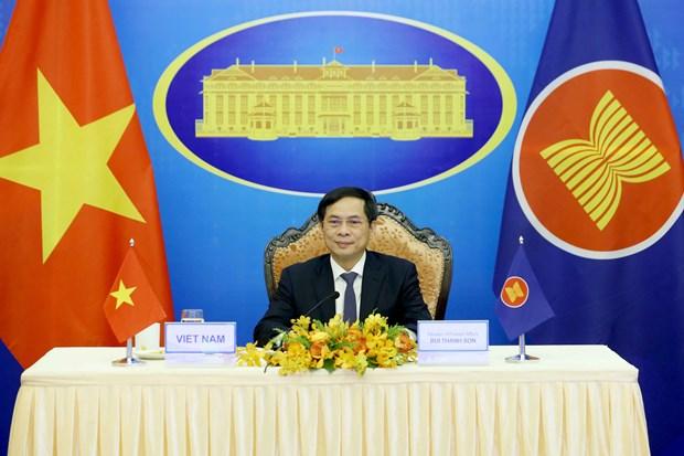 Nhieu tien trien trong trien khai Ke hoach cong tac hop tac ASEAN+3 hinh anh 1