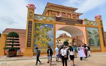 Những điểm đến hữu nghị Việt Nam-Thái Lan