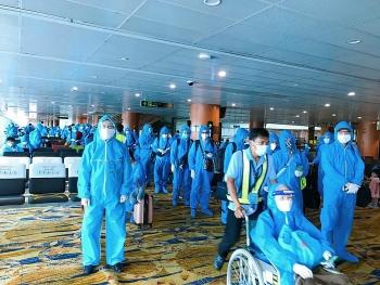 Tiếp tục đưa công dân Việt Nam tại Myanmar, Brunei về nước an toàn