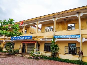 Habitat for Humanity Việt Nam và GE Foundation hỗ trợ trường học Quảng Ngãi khắc phục hậu quả thiên tai