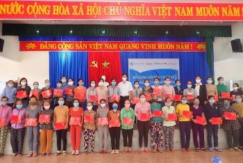 KFHI (Hàn Quốc) hỗ trợ sinh kế cho 110 phụ nữ có hoàn cảnh khó khăn tỉnh Quảng Nam