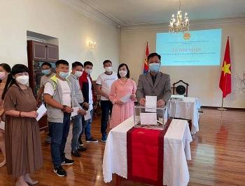 Cộng đồng người Việt tại Mông Cổ quyên góp 7000 USD giúp đồng bào trong nước chống dịch