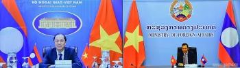 Việt Nam-Lào: Tiếp tục hợp tác ứng phó Covid-19 và tiếp cận vaccine