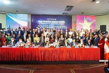 Thủ tướng Séc: Cộng đồng người Việt là bộ phận của xã hội Séc, đóng góp thiết thực vào sự phát triển nước sở tại