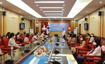 Tình hữu nghị hợp tác Việt -Hàn: đề tài thu hút thí sinh cuộc thi tiếng Hàn Quốc lần thứ I – Phú Thọ 2021