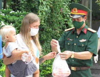 Tình cảm của người dân Khánh Hòa dành cho những người xa xứ