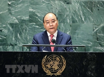 Chủ tịch nước: Việt Nam chung nhịp đập sẻ chia, hợp tác, cùng thắng đại dịch