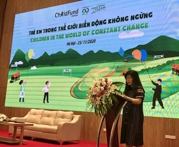 25 năm ChildFund Australia tại Việt Nam: mang tới 261 dự án cho người trẻ, vùng khó khăn