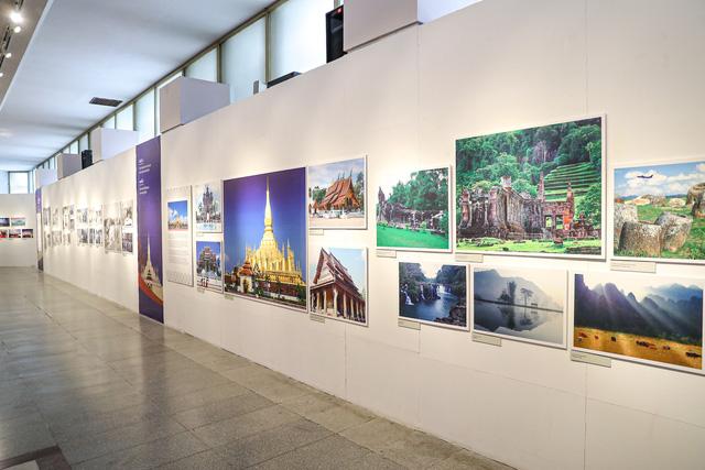 Khai mạc triển lãm ảnh quan hệ hữu nghị đặc biệt Việt Nam - Lào - Ảnh 6.