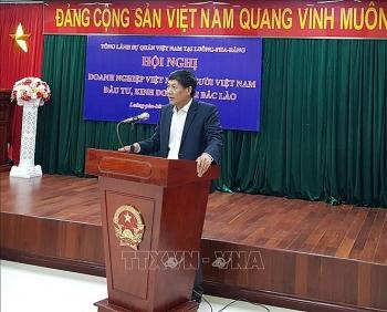 Doanh nghiệp Việt Nam tại Bắc Lào vượt khó đại dịch COVID-19
