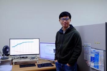 Tiến sĩ người Việt được trao giải thưởng Quả cầu vàng năm 2020 về khoa học công nghệ