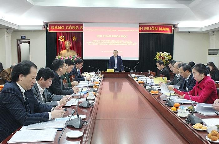 Công tác thông tin đối ngoại giai đoạn 2011-2020: không ngừng đổi mới, sáng tạo, bám sát nhiệm vụ chính trị