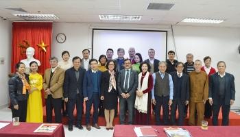 Hội hữu nghị Việt Nam-Ấn Độ thành phố Hà Nội: dự kiến hàng chục hoạt động sôi nổi 2021