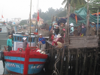 500 giờ cùng ngư dân trên biển (bài cuối): Mừng tủi ngày về