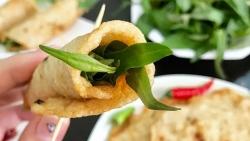 Bánh căn nước cá, bún rạm và loạt món ngon ở Quy Nhơn