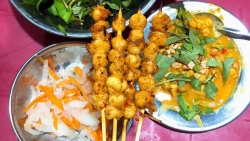 Loạt món ăn độc lạ không thể bỏ qua khi đến Phan Thiết