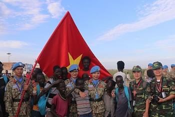 Đưa hoạt động Gìn giữ hòa bình Liên hiệp quốc trở thành nội dung hợp tác quốc tế trên kênh đối ngoại nhân dân