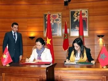 Mong muốn thành lập Hội hữu nghị Việt Nam – Ma-rốc nhằm tăng cường hiểu biết và tình hữu nghị giữa hai dân tộc