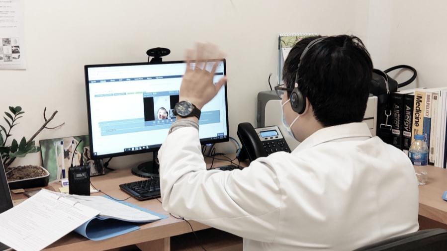 Vinmec triển khai dịch vụ chăm sóc sức khỏe từ xa trong mùa dịch bệnh COVID-19