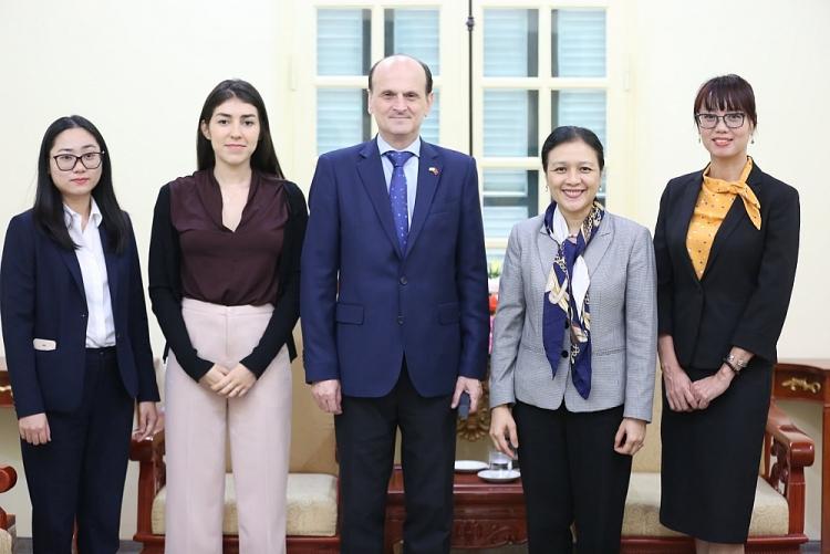 Đại sứ Luis Pablo Maria Beltramino: mong muốn thúc đẩy thương mại, giao lưu nhân dân Việt Nam-Argentina