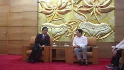 Đại sứ quán Triều Tiên tại Việt Nam và Hội Hữu nghị Việt Nam - Triều Tiên trao đổi 2 vấn đề trọng tâm