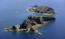 Tàu Trung Quốc đuổi tàu cá Nhật Bản gần quần đảo tranh chấp