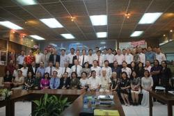 Hội Liên lạc với người Việt Nam ở nước ngoài bổ nhiệm chức vụ cho nhiều nhân sự