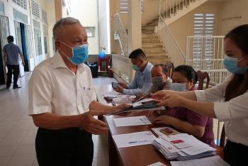 Quận 10 (TP. Hồ Chí Minh): Linh hoạt, sáng tạo trong tiếp xúc cử tri với ứng cử viên đại biểu Quốc hội khóa XV