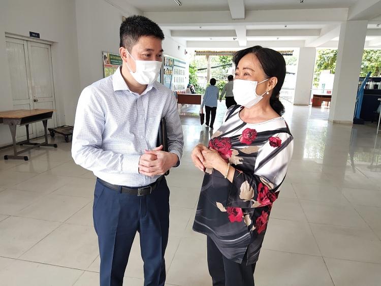 Cử tri nữ quận 10, TP. Hồ Chí Minh quan tâm tới vấn đề bình đẳng giới, bảo vệ quyền lợi phụ nữ và trẻ em