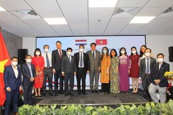 Cựu lưu học sinh Việt Nam tại Hà Lan tri ân bằng cách xây dựng quan hệ hữu nghị hai nước