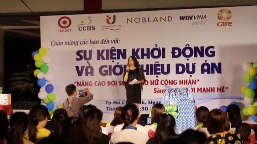 Dự án phi chính phủ nước ngoài tại quận 12, TP. Hồ Chí Minh: Thiết thực cho cộng đồng