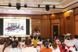 Mô hình thư viện do ChilFund  Việt Nam hỗ trợ giúp học sinh tiểu học mạnh dạn, tự tin