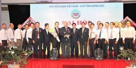 14 cá nhân, tập thể nhận bằng khen tại Đại hội Hội Hữu nghị Việt Nam - Lào tỉnh Đồng Nai lần thứ III