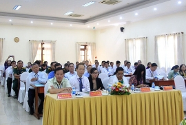 Thành lập Hội Hữu nghị Việt Nam - Cuba tỉnh Bến Tre nhân kỷ niệm 60 năm quan hệ hữu nghị hai nước