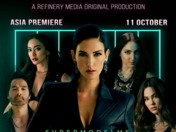 Refinery Media ghi lại cuộc thi SupermodelMe Revolution mùa thứ 6 dành cho 12 siêu người mẫu châu Á