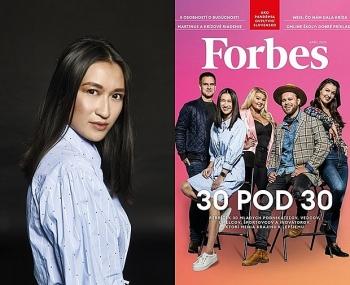Cô gái gốc Việt lọt top Forbes 30 Slovakia: Phở là sợi dây liên kết