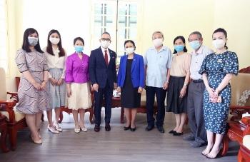 Quan hệ Việt Nam - Thái Lan đạt được những thành tựu đáng kể trên tất cả các lĩnh vực