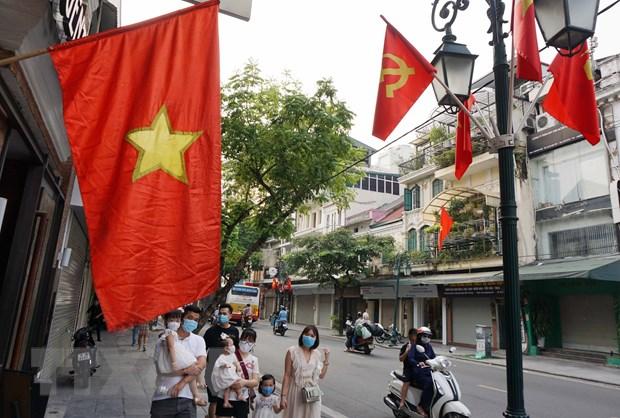 75 nam Quoc khanh 2/9: Viet Nam tang cuong vi the quoc te hinh anh 1