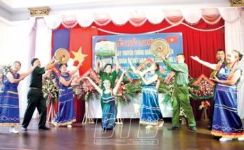 Thái Bình: ươm mầm hữu nghị Việt - Lào