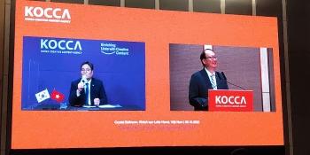 KOCCA khai trương văn phòng chủ chốt trong chính sách hướng Nam mới của Hàn Quốc tại Việt Nam