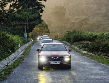 VinFast Lux A2.0 chiếm gần trọn thị phần sedan hạng sang