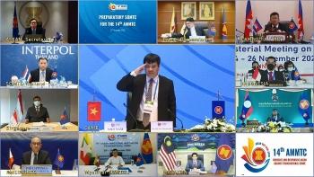 ASEAN cam kết nỗ lực trong công tác phòng chống tội phạm xuyên quốc gia