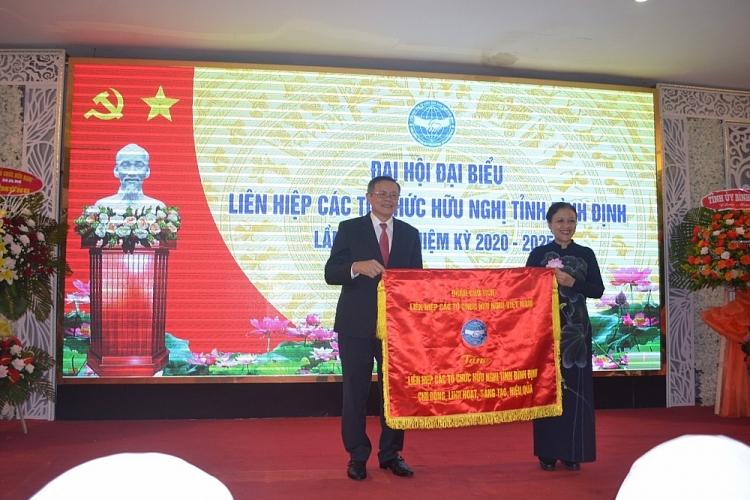 Ông Mai Thanh Thắng tái đắc cử Chủ tịch Liên hiệp tỉnh Bình Định khoá III