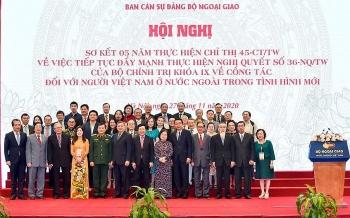 Thực hiện công tác về người Việt Nam ở nước ngoài: kiến nghị 9 nhiệm vụ và giải pháp