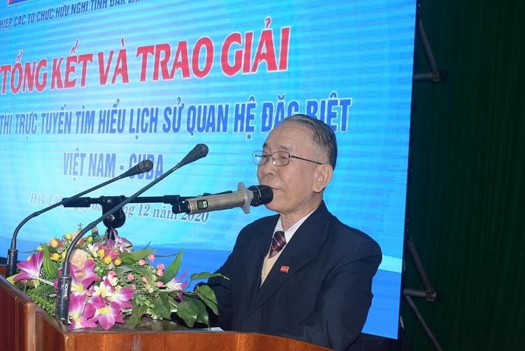 3.750 lượt thí sinh Đắk Lắk dự thi tìm hiểu lịch sử quan hệ đặc biệt Việt Nam – CuBa