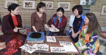 Hội Liên hiệp phụ nữ Việt Nam: Tri ân những người bạn quốc tế